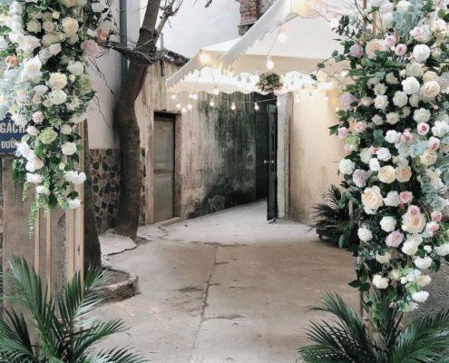 IMG 0004 495x400 - Cổng hoa lụa