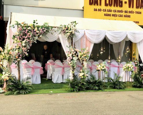 IMG 0313 495x400 - Bàn ghế đám cưới
