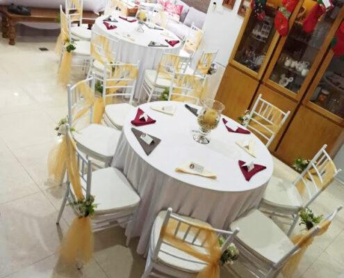 IMG 0377 495x400 - Bàn ghế đám cưới