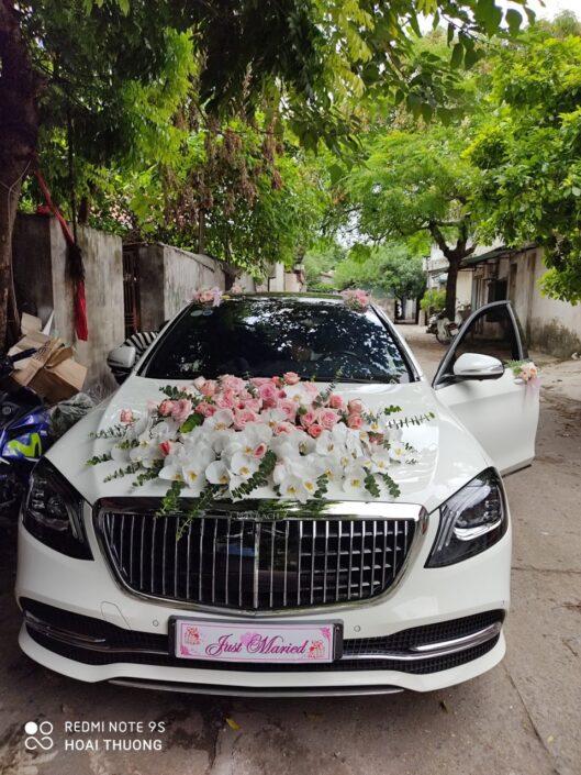H02 2500 529x705 - Hoa xe cưới